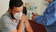 Llega brigada de vacunación antiCOVID en Naucalpan