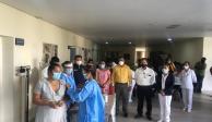 Sin contratiempos inicio vacunación antiCOVID en estado de Guerrero