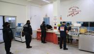 Policías de Solidaridad reciben alimentación gratuita