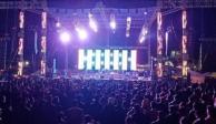 Realizan concierto en Zinacantán, Chiapas, pese COVID