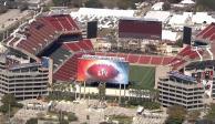 Raymond James Stadium NFL Chiefs Buccaneers