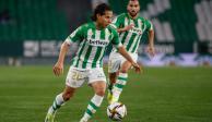 VIDEO_ Resumen del Betis vs Real Sociedad de la Copa del Rey, con Lainez de arranque