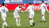 Huesca-Real Madrid