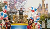 Disney World Rob Gronkowski