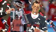 NFL: Filtran video de Tom Brady borracho en celebración de Bucs; no puede ni caminar