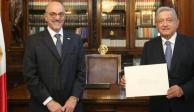 amlo-embajadores-palacio nacional