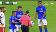 Cruz Azul-Toluca árbitro