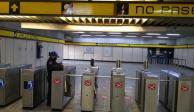 Fallas en Línea 5 del Metro