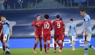 Bayern vs Lazio