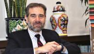 El consejero presidente del INE, Lorenzo Córdova Vianello.