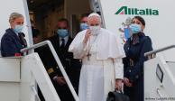 """El Papa en Irak: """"No más violencia, extremismos, facciones e intolerancias"""""""