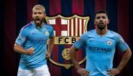 """BARCELONA: """"Kun"""" Agüero sería el primer refuerzo del club; Laporta complace a Messi"""