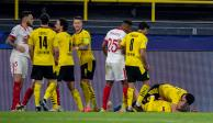 VIDEO: Resumen del Borussia Dortmund vs Sevilla, Octavos de Final, Champions League
