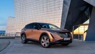 Nissan y sus nuevos colores para el Ariya