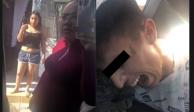 Asaltante es defendido por sus familiares