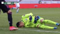 VIDEO: Así fue la brutal lesión de Malagón en el partido de México vs Estados Unidos