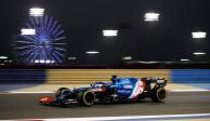 F1: Fernando Alonso dejó el GP de Bahréin por culpa de ¡la envoltura de un sándwich!