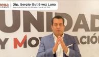 Morena-Sergio Gutiérrez