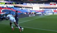 VIDEO: ¡Hay tiro! Neymar pierde la cabeza y explota contra jugador rival
