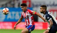Monterrey-Atlético de San Luis
