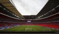 Prevén que la Final de la Eurocopa se podrá jugar en Wembley, con estadio lleno