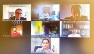 Raúl Morón presenta su defensa ante el TEPJF