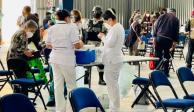 Se disfrazan de adultos mayores para obtener vacuna antiCOVID