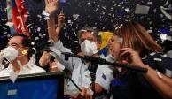 Arauz felicita a Lasso