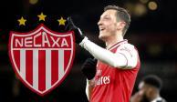 Liga MX: ¡No es broma! Mesut Ozil llegaría al Necaxa