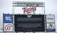 MLB: Tiroteo provoca postergación del duelo entre Twins y Red Sox