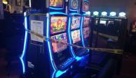 Maquinas de Caliente Casino son clausuradas