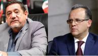 Salgado Macedonio e Indalfer Infante