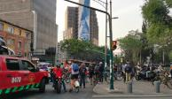 ciclistas-manifestacion