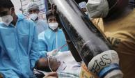 Crisis en la India por pandemia