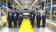 General Motors complejo en Ramos Arizpe