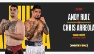 Andy Ruiz y Chris Arreola
