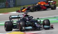 F1: Así largarán los pilotos en el Gran Premio de España de la Fórmula 1
