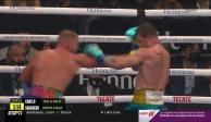 """VIDEO: Resumen de la pelea del """"Canelo"""" Álvarez vs Billy Joe Saunders"""