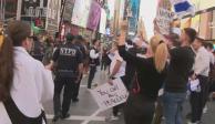 enfrentamientos-Nueva York