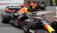 F1: Así largarán los pilotos en el Gran Premio de Mónaco Checo
