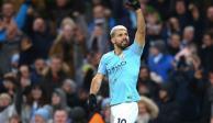 """VIDEO: Así fueron los golazos del """"Kun"""" Agüero en su último juego con el Manchester City"""