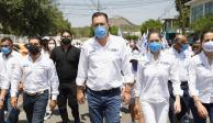 Mauricio Kuri en cierre de campaña