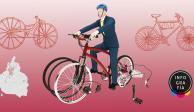 La bicicleta en la CDMX, uno de los transportes favoritos en pandemia