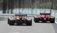 F1 GP DE AZERBAIYÁN: Horario y en qué canal ver en vivo la carrera de la Fórmula 1 TRASMISIÓN ONLINE GRATIS INTERNET