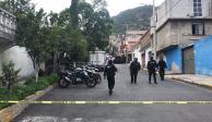 Balacera en Cuautepec deja tres muertos