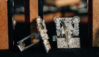 mancuernillas de Oro de Monte Albán