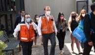 Simulacro Nacional-Benito Juárez-Alcaldía-sismo
