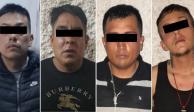 Detenidos por el cuádruple homicidio en GAM