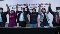 Alcaldes electos de Morena