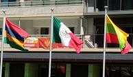 bandera mex